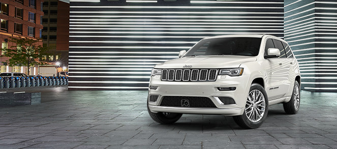 Photo d'une Jeep<sub>&reg;<\/sub> Cherokee 2016