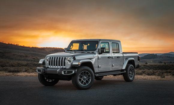 Le tout nouveau Jeep Gladiator