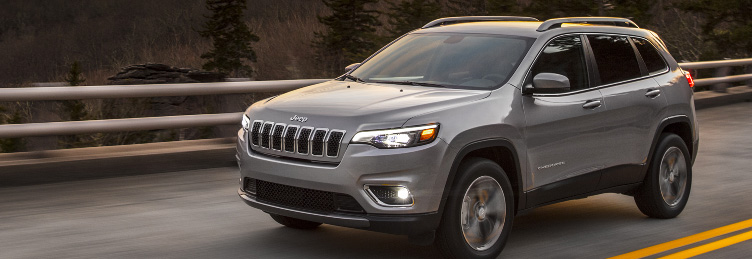 2019 Jeep Cherokee picture