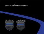 Photo véhicules de police