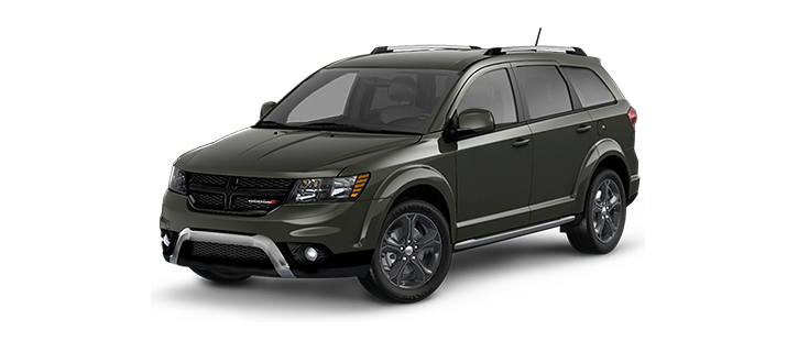 Dodge Journey Crossroad AWD
