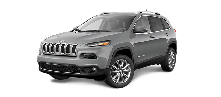 Jeep<sub>&reg;<\/sub> Cherokee Limited 4x4