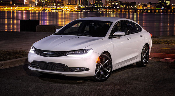 Photo du modèle Chrysler 200