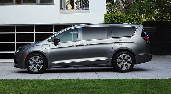 Chrysler Pacifica Hybrid 2020