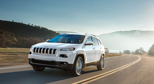 Photo du modèle Jeep Cherokee