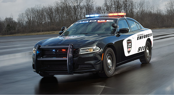 2019 Dodge Charger Enforcer model photo