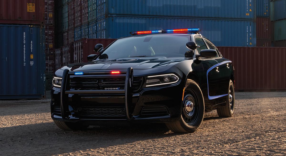 Law Enforcement Fiat Chrysler Automobile Canada Fleet
